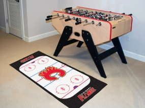 Calgary Flames Rink Runner