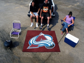 Colorado Avalanche Tailgating Mat