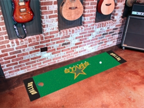 Dallas Stars Putting Green
