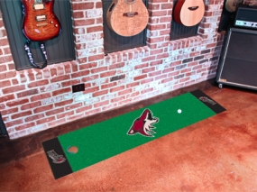 Phoenix Coyotes Putting Green