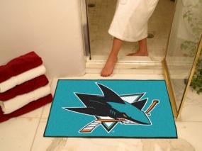 San Jose Sharks AllStar Mat