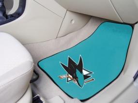 San Jose Sharks Car Mats