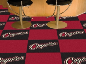 Phoenix Coyotes Carpet Tiles