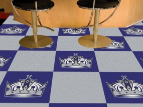 Los Angeles Kings Carpet Tiles