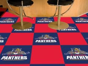 Florida Panthers Carpet Tiles