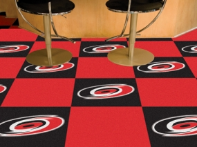 Carolina Hurricanes Carpet Tiles