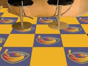 Atlanta Thrashers Carpet Tiles