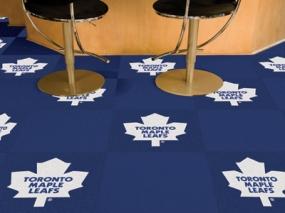 Toronto Maple Leafs Carpet Tiles