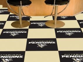 Pittsburgh Penguins Carpet Tiles