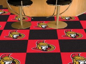 Ottawa Senators Carpet Tiles