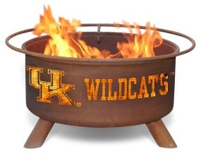 Kentucky Wildcats Fire Pit