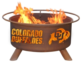 Colorado Buffaloes Fire Pit