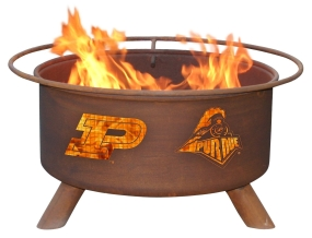 Purdue Boilermakers Fire Pit