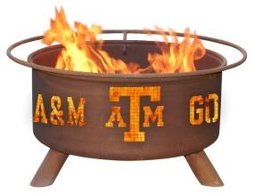 Texas A&M Aggies Fire Pit