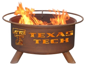 Texas Tech Red Raiders Fire Pit