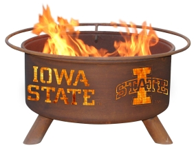 Iowa State Cyclones Fire Pit