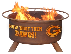 Georgia Bulldogs Fire Pit