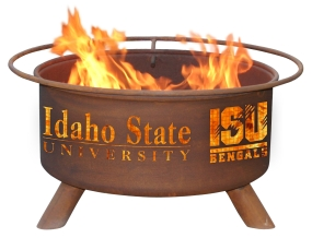 Idaho State Bengals Fire Pit