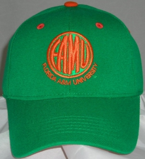 Florida A&M Rattlers Team Color One Fit Hat