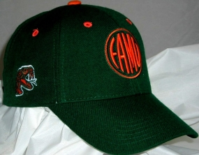 Florida A&M Rattlers Adjustable Hat