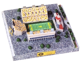 GEORGIA TECH BOBBY DODD STADIUM REPLICA