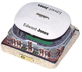 EDWARD JONES DOME REPLICA