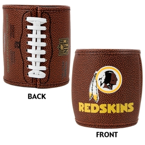 Washington Redskins 2pc Football Can Holder Set