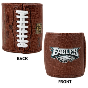 Philadelphia Eagles 2pc Football Can Holder Set