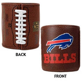 Buffalo Bills 2pc Football Can Holder Set