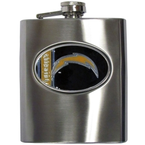 Chargers Hip Flask