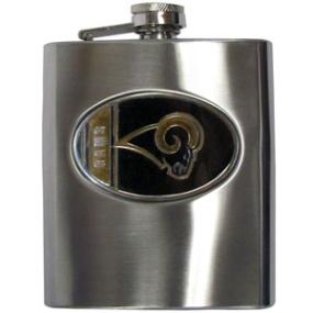 Rams Hip Flask
