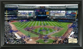 Milwaukee Brewers Signature Field Collection