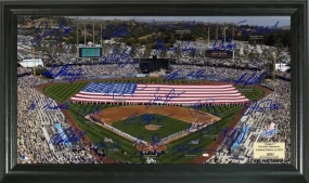 Los Angeles Dodgers Signature Field Collection
