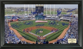 Kansas City Royals Signature Field Collection