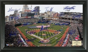 Cleveland Indians Signature Field Collection