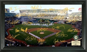 Oakland A's Signature Field Collection