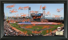 San Francisco Giants Signature Field Collection