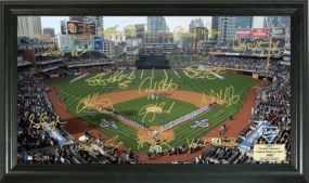 San Diego Padres Signature Field Collection