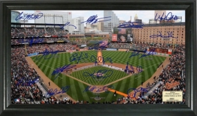 Baltimore Orioles Signature Field Collection
