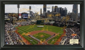 Pittsburgh Pirates Signature Field Collection