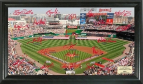 Washington Nationals Signature Field Collection