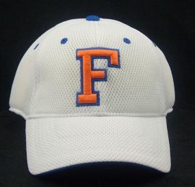 Florida Gators White Elite One Fit Hat
