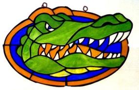 Florida Gators Suncatcher