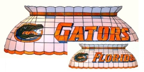 Florida Gators Pool Table Light