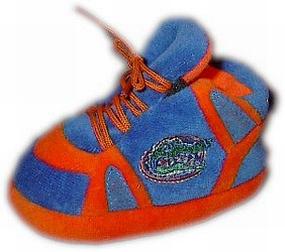 Florida Gators Baby Slippers
