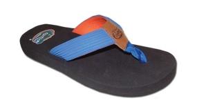 Florida Gators Flip Flop Sandals