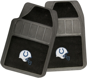 Indianapolis Colts Rubber Floor Mat