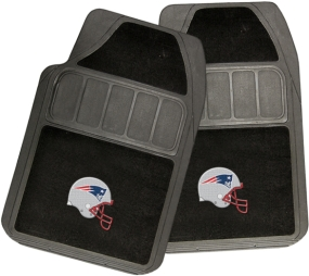 New England Patriots Rubber Floor Mat