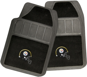 Pittsburgh Steelers Rubber Floor Mat