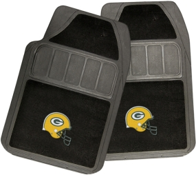 Green Bay Packers Rubber Floor Mat